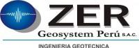 LOGO DE ZER GEOSYSTEM PERU
